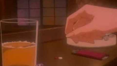 Evangelion - Kaji y Misato hacen el amor por ultima vez (Shin Seiki)