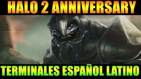 Halo 2 Anniversary Terminales