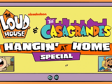 Quédate en casa con The Loud House y Los Casagrande