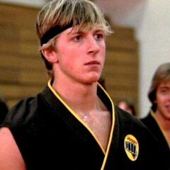 Johnny Lawrence en <a href=