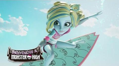Lagoona llega con una gran ola Welcome to Monster High Monster High