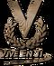 Logotipo de venevision-vive en ti (2001-2005) - tierra