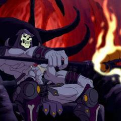 Skeletor de <a href=
