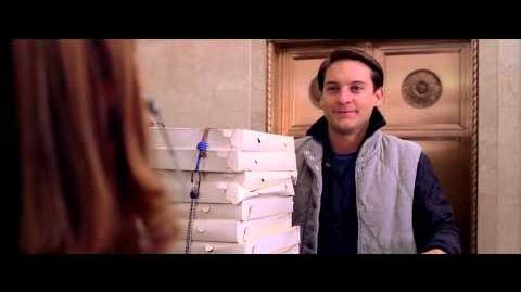 Spider-Man 2.1 La entrega de pizzas.
