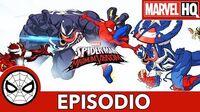 Spider-Man Maximum Venom Episodio Completo Spider-Man de Marvel