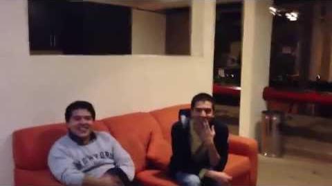A ver a quien nos encontramos 2, Ep. 4 (Carlos y Manuel Díaz, Javier O