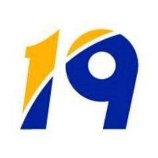 Logotipo actual de Canal 19 de El Salvador (2012-presente)