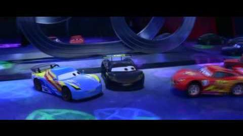 Cars 2 - I wonder who he's with