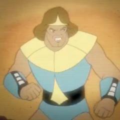 Crognard, el bárbaro en <a href=