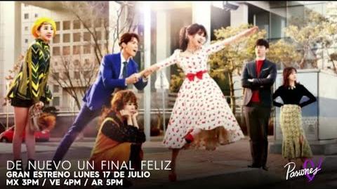 De Nuevo Un Final Feliz Trailer Latino