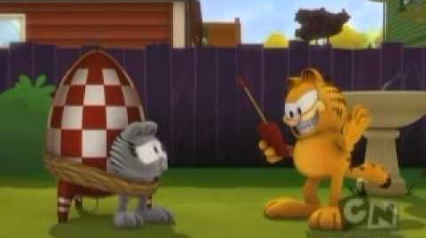 El show de Garfield - Amable con Nermal (Latino)