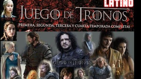 Recapitulación de las Temporadas 1,2,3,4 de Game of Thrones (LATINO)