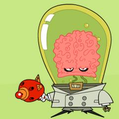 Dr. Cerebro en <a href=