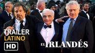 El Irlandés Trailer -3 Español Latino