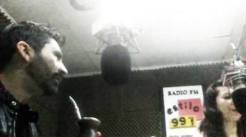 El doblaje en neutro por Mariano Smolarczuk en FM 99