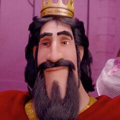 Rey encantador en <a href=