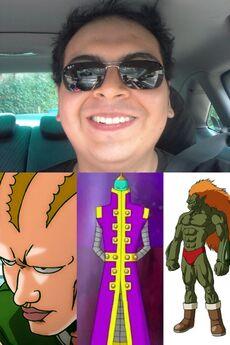Lexs Personajes