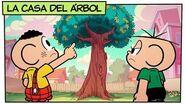 Mónica y sus Amigos La Casa Del Árbol