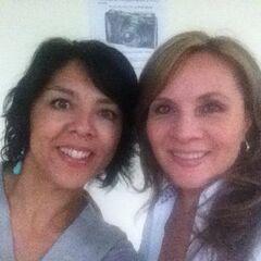 Maggie Vera y Gabriela Guzmán (Spitfire y Zecora (temporada 2)). (24/04)