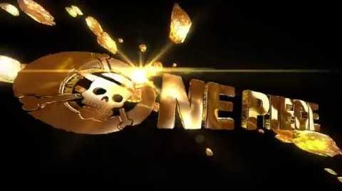 One Piece Gold La Película (One Piece Film Gold) Trailer oficial Cinemex Noviembre 2018