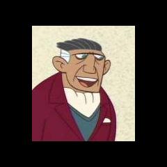Sr. Senior Padre en <a href=