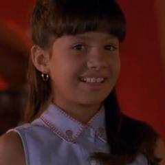 Selena Quintanilla (niña) (Rebecca Lee Meza) en <a href=