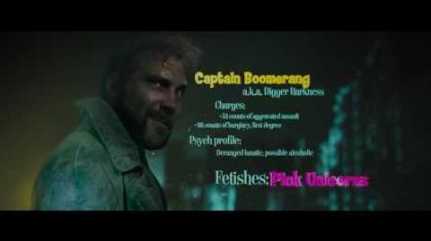 Suicide Squad escena Capitan Boomerang Español Latino FULL HD PeliculasClypmars