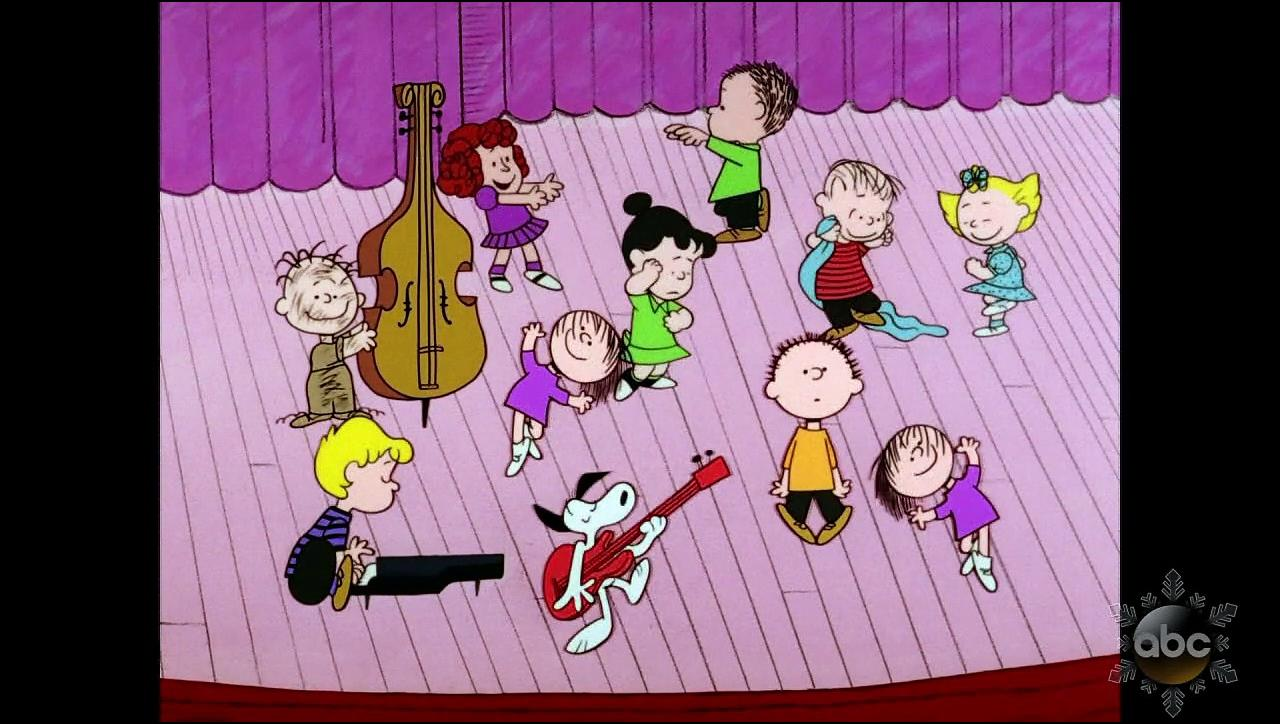 Una Navidad de Charlie Brown doblaje 2