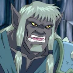 Frost, el cazador en <a href=