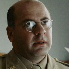 Capitán del departamento de guerra en <a href=