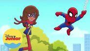 ¡No piquen! Aventuras de Súper Héroes de Marvel