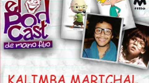 Breve Entrevista a Kalimba Marichal en el Podcast de Mario Filio