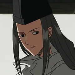 Hao Asakura (Adulto) en <a href=