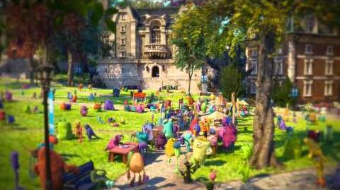 Monsters University -- Un Mensaje del Decano