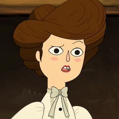 Señorita Langtree en <a href=