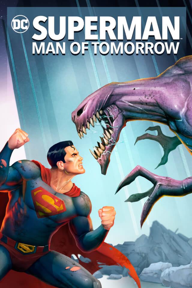 Imagen Superman: Hombre del Mañana – Español Latino