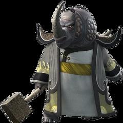 Maestro Trueno Rhino en <a href=
