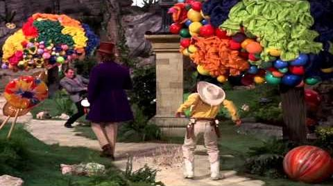 Willy Wonka Y La Fabrica De Chocolates - Tu Imaginación (Latino)