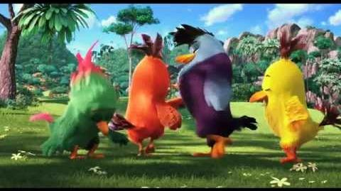 Angry Birds Trailer Oficial