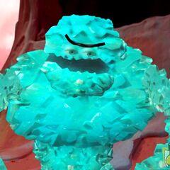 Monstruo de caramelo en <a href=