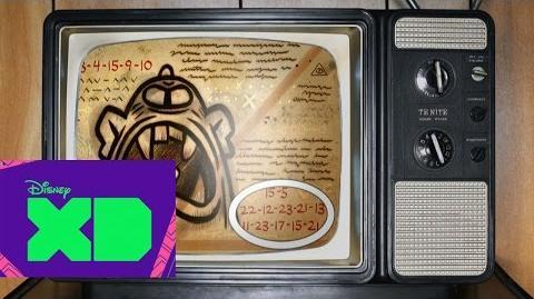 Criptogramas Teorías Locas del Viejo McGucket Gravity Falls