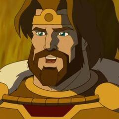 El Rey Randor en <a href=