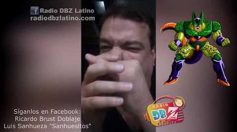 Entrevista a Ricardo Brust - Radio DBZ Latino HD