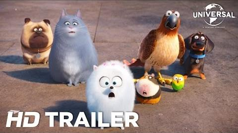 La Vida Secreta de tus Mascotas - Trailer 2 (Universal Pictures) -HD-
