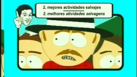 Locomotion - Comercial de South Park