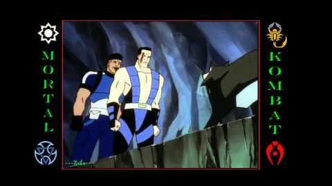Mortal Kombat Defensores del Reino LATINO CAP 1 El kombate empieza otra vez