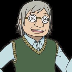 Señor Hidaka en <a href=
