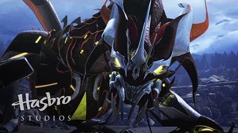 Transformers Prime Cazadores de Bestias - Mordida de Predaking