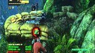 Uncharted 3 Historia Cooperativa Borneo Aplastante
