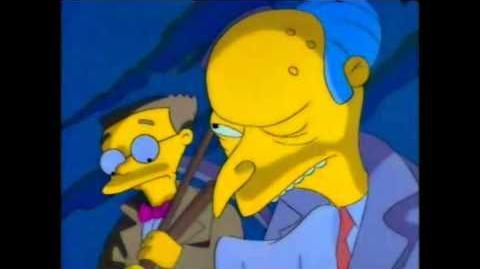 Cadáver malo, cadáver malo Asustas a Smithers-0